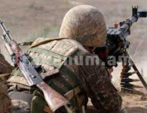 Ադրբեջանը հարձակվել է Իրանի եւ Արցախի սահմանային Խուդաֆերինի ջրամբարի ուղղությամբ