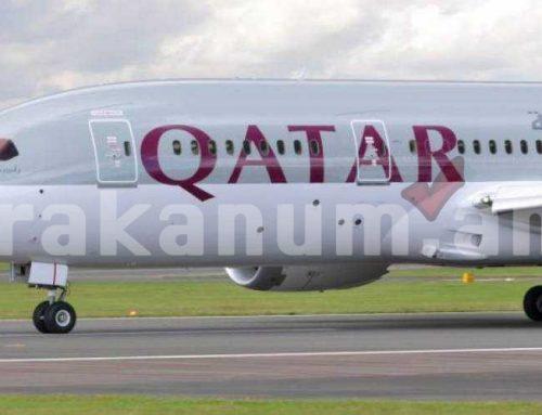«Քաթար էյրվեյզ» ավիաընկերության դեպի Հայաստան հումանիտար բեռ տեղափոխող Լոս Անջելես-Երևան չվերթը չի կայանալու