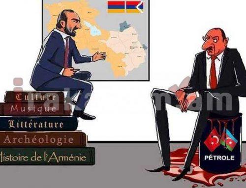 Թուրք հնագետը Ալիևի ու Թուրքիայի ծաղրանկարն է հրապարակել