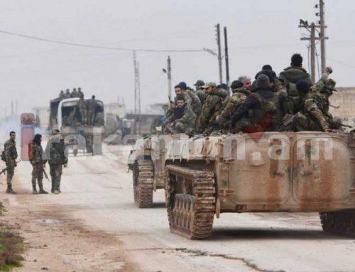 Թուրքիան խոշոր զորակազմ է մտցրել Իդլիբ. լրատվամիջոցներ