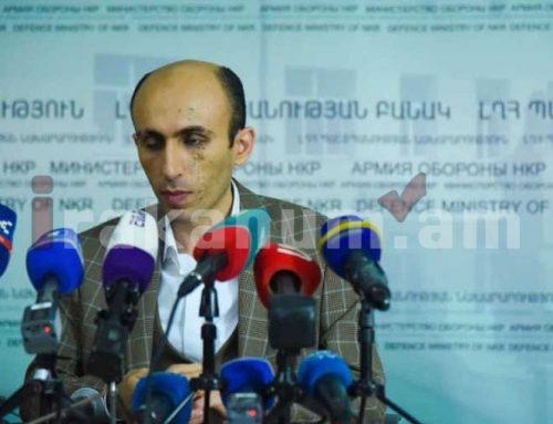 Նախնական տվյալներով` այսօր Ադրբեջանի հրթիռային հարվածներից Ասկերանի շրջանի Շոշ համայնքում 3 քաղաքացիական անձ վիրավորվել է․ Արցախի ՄԻՊ