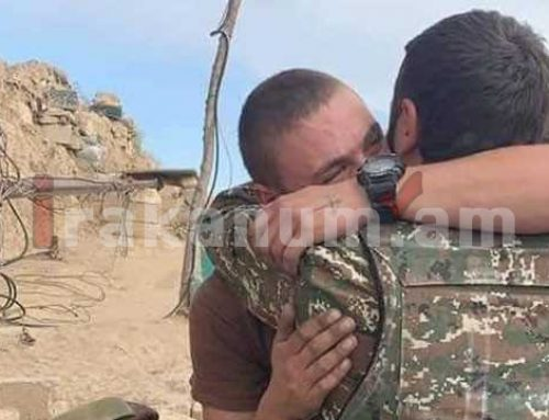 5 ամիս չեն տեսել միմյանց. իսկ հիմա իրար հետ են՝ առաջնագծում. եղբայրը կամավոր միացել է ժամկետային զինծառայող եղբորը