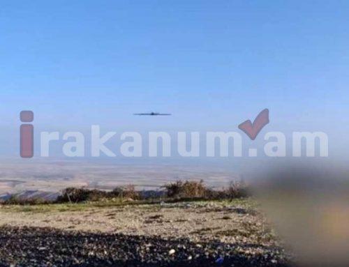 Հայկական արտադրության կառավարվող հարվածային ԱԹՍ-ն` կիրառության մեջ․ ՊՆ խոսնակը տեսանյութ է հրապարակել