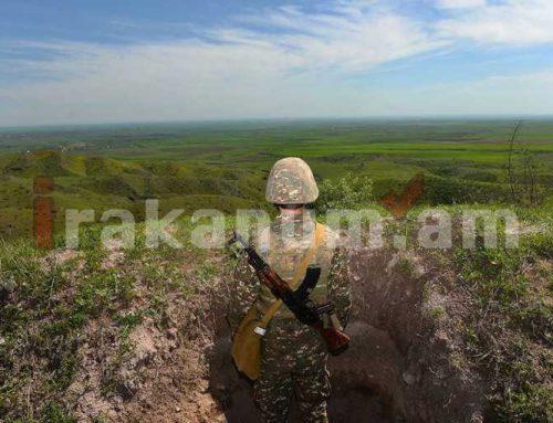 Երեւանի եւ Բաքվի միջեւ հրադադարի ռեժիմն ուժի մեջ կմտնի հոկտեմբերի 26-ին տեղական ժամանակով 08:00-ին