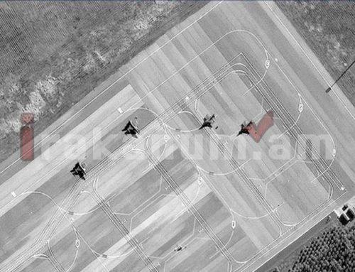 Ադրբեջանում թուրքական F-16 կործանիչներն այլ կայան են տեղափոխվել․ The Drive