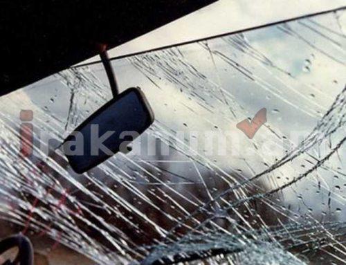 Երևան-Մեղրի ավտոճանապարհին «Mercedes»-ը դուրս է եկել երթևեկելի գոտուց և գլորվել ձորը