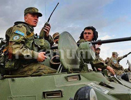 Փաշինյանը Ռուսաստանից խաղաղապահների տեղակայումը համարել է Ղարաբաղում հակամարտության «օպտիմալ լուծում»