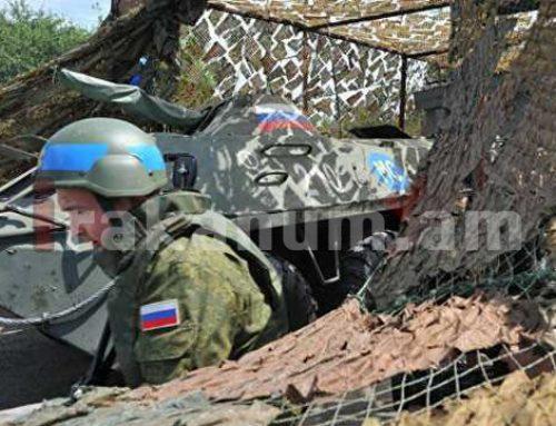 Կրեմլը հրաժարվել է խոսել Ղարաբաղում ռուս խաղաղապահներ տեղակայելու հնարավորության մասին
