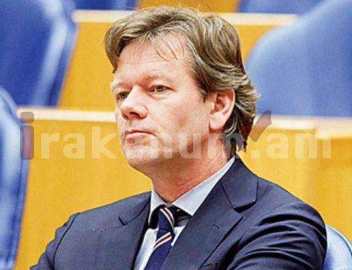 «Որտե՞ղ են ԵՄ ուժեղ գործողություններն ընդդեմ Ադրբեջանի, Թուրքիայի». Նիդեռլանդների խորհրդարանի պատգամավոր