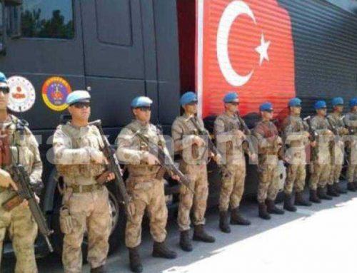 Թուրքիան 1200 հատուկ ջոկատային է տեղափոխել Արցախյան ճակատ. #Wargonzo