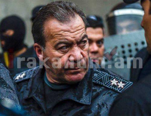 Ձերբակալվել է Լեւոն Երանոսյանը․ hraparak.am