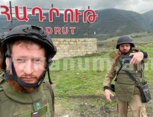 Ես հայ չեմ, բայց մենք հաղթելու ենք. Սեմյոն Պեգով