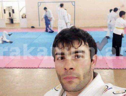 Առաջնագծում զոհվել է Հայաստանի «Կյոկուշին Կան կարատե-դո» ֆեդերացիայի նախագահ Սևակ Սերոբյանը