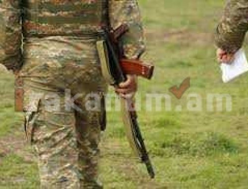 Պատերազմի ընթացքում հայկական ԶՈՒ երկու զինծառայողներ գերեվարվել են