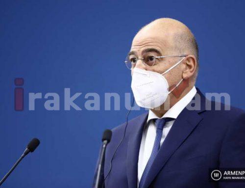 Թուրքիան տարածաշրջանում ապակայունացման, ագրեսիայի ընդհանուր հայտարարն է. Հունաստանի ԱԳ նախարար