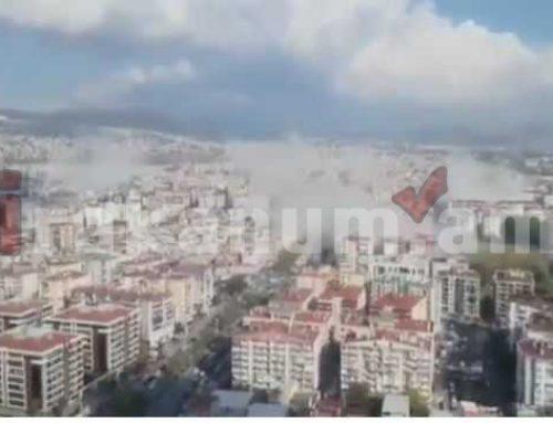 Թուրքիայում տեղի է ունեցել 6․9 մագնիտուդ հզորությամբ երկրաշարժ