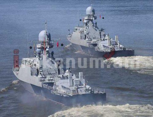 Ռուսական նավատորմը Ապշերոնի մատույցներում. ինչ ազդակ է հղում Մոսկվան