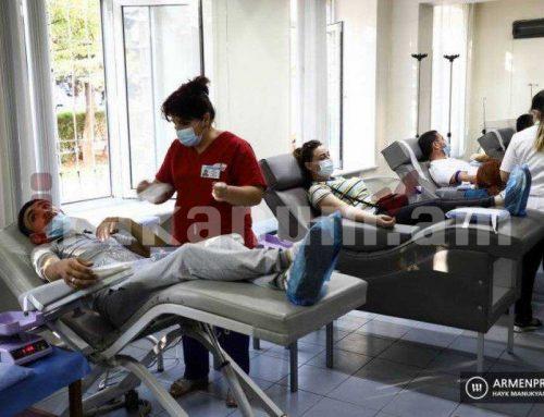 Արյունաբանական կենտրոնին կրկին արյուն է պետք. հայտարարություն
