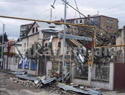 Ադրբեջանի ագրեսիայի հետևանքով Արցախում 34 քաղաքացիական անձ է զոհվել