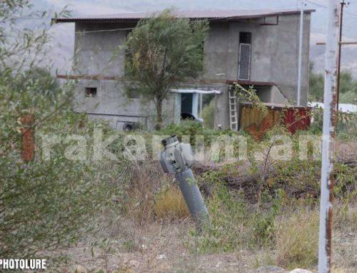 Օրվա ընթացքում հրթիռակոծվել է Մարտունի քաղաքն ու Թաղավարդ համայնքը, ավիացիայի կիրառմամբ ռմբակոծվել Մարտակերտը