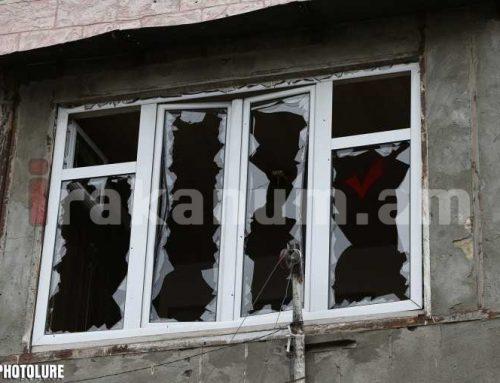 Ադրբեջանական ուժերի կողմից հրետակոծության են ենթարվել Ասկերանի շրջանի Ավետարանոց, Սղնախ և Մոշխմհատ գյուղերը