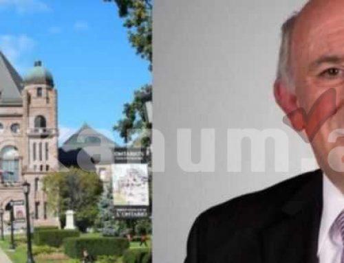 Օնտարիոյի Օրենսդիր ժողովի պատգամավորը պահանջել է Թուրքիային վտարել ՆԱՏՕ-ից