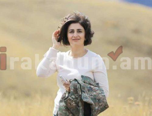 Ադրբեջանը շարունակում է հրթիռահրետանային հարվածներ հասցնել Արցախի խաղաղ բնակավայրերին. Շ. Ստեփանյան