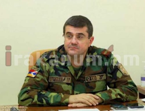 Հատկապես օրվա երկրորդ կեսին Ադրբեջանն առաջնագծի ողջ երկայնքով վերսկսել է նախահարձակ գործողությունները. ԱՀ նախագահ