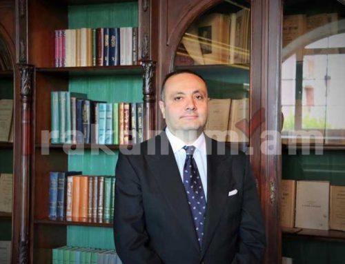 ՌԴ-ում ՀՀ դեսպանը հանդիպել է ՌԴ ԱԳ նախարարի տեղակալի հետ