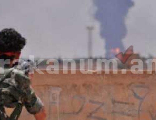Թուրքական բազայի նավթի և զենքի պահեստներին հզոր հարված է հասցվել. անկայուն իրավիճակ է