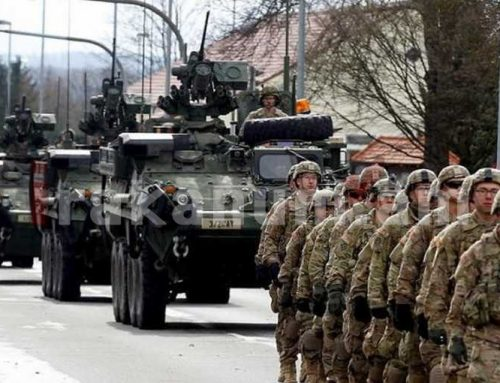 ԱՄՆ-ն Գերմանիայում գաղտնի զորավարժություններ է անցկացրել