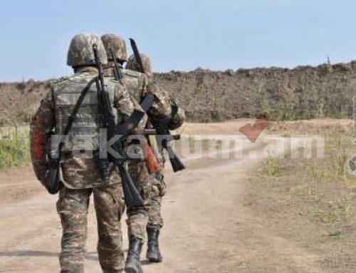 Նորօրյա հերոսներ. մի շարք զինծառայողներ կպարգևատրվեն. ՊԲ