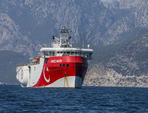 ԵՄ-ի գագաթնաժողովի նախաշեմին թուրքական հետախուզական նավը վերադարձել է Անթալիա․ Ekathimerini