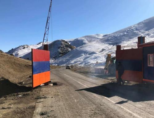 2 ժամից Քարվաճառի դարպասները կփակվեն Հայաստանի առջեւ