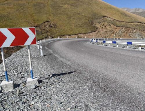 ՀՀ-ում ավտոճանապարհներն անցանելի են, Ստեփանծմինդա-Լարս ավտոճանապարհը բաց է միայն բեռնատարների համար