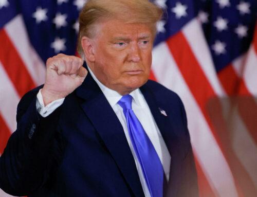 Թրամփը կրկին հայտնել է, որ հաղթել է ԱՄՆ նախագահական ընտրություններում