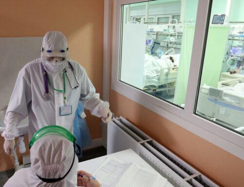 1 օրում՝ ավելի քան 27 000 նոր դեպք. ՌԴ-ում կորոնավիրուսով վարակվածների թվի նոր հակառեկորդ է գրանցվել