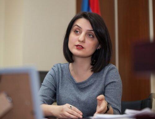Զարուհի Բաթոյանը ներկայացրել է պաշտոնավարման շրջանում կատարած աշխատանքների հաշվետվություն