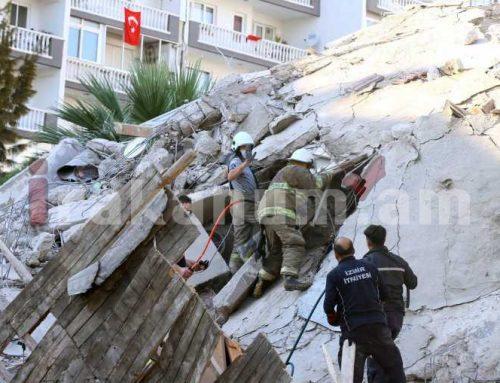 Թուրքիայում տեղի ունեցած երկրաշարժի զոհերի թիվը հասել է 37-ի