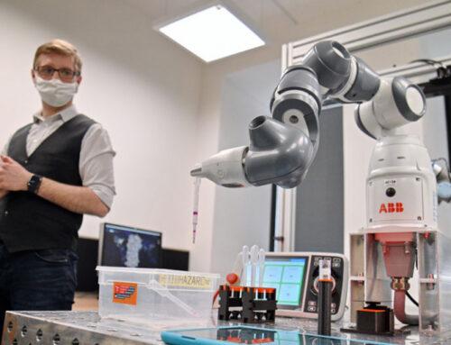 Եվրամիությունը սկսել է հիվանդանոցների համար ախտահանող ռոբոտներ ձեռք բերել