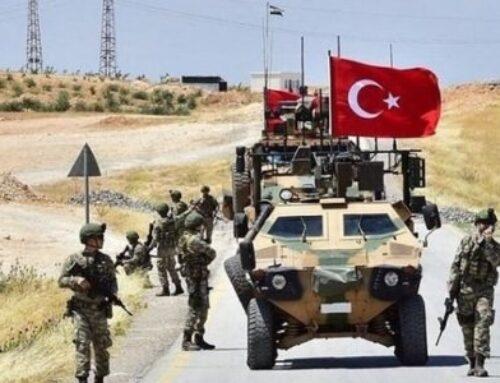 Թուրքիան ուժեղացնում է ռազմական ներկայությունը Հյուսիսային Իրաքում