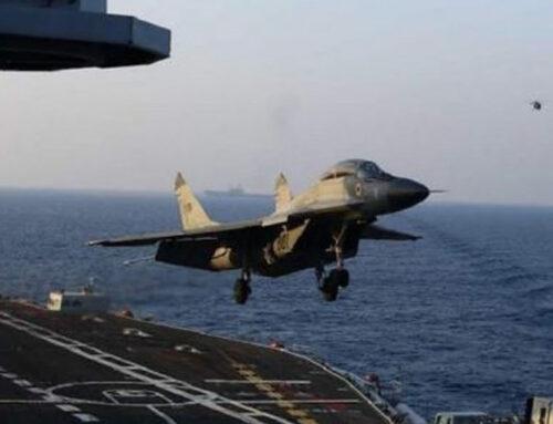 Հնդկական ՄիԳ -29Կ կործանիչն Արաբական ծովն է ընկել. օդաչուներից մեկը զոհվել է