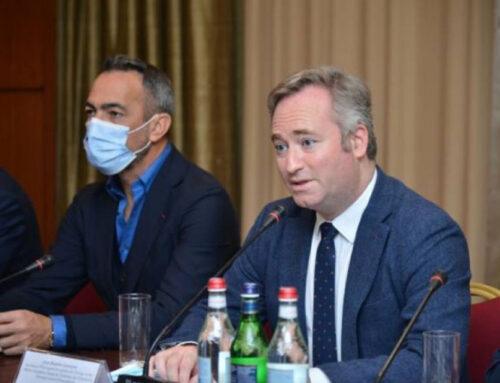 Ֆրանսիան համագործակցում է ՅՈՒՆԵՍԿՕ-ի հետ ԼՂ-ի պատմամշակութային օբյեկտների պահպանության համար. Ֆրանսիայի ԱԳՆ պետքարտուղար