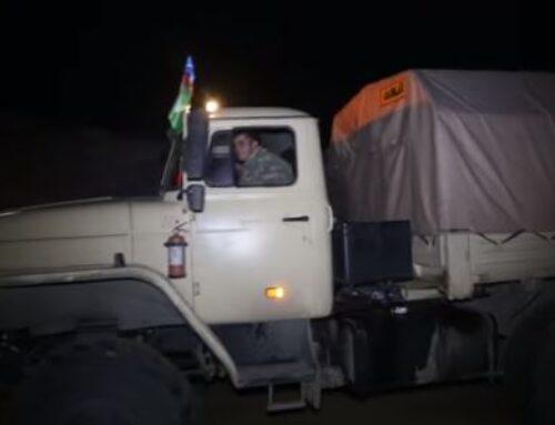 Ադրբեջանական բանակը մտավ Քարվաճառ (տեսանյութ)