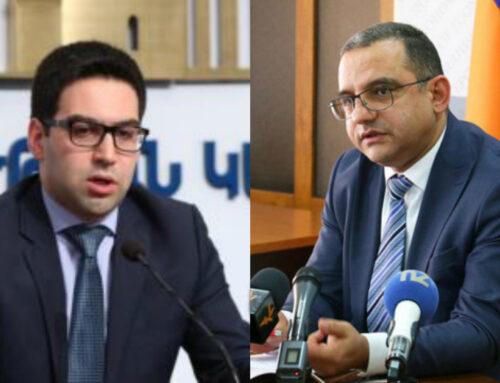 Էկոնոմիկայի նախարարը հրաժարականի դիմում է ներկայացրել. Բադասյանը եւս կհեռանա