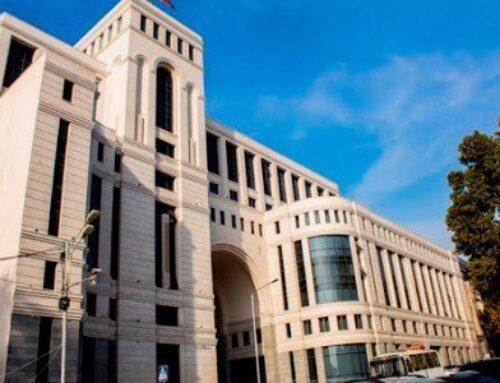 Հայաստանի եւ Ադրբեջանի միջեւ տեղի է ունեցել ժամանակավոր մարտական հենակետերի տեղակայման կետերի հստակեցում․ ՀՀ ԱԳՆ