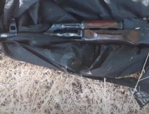 Արցախից դեպի Հայաստան ապօրինի զենք-զինամթերք տեղափոխելու հերթական դեպքի քննությամբ մեղադրանք է առաջադրվել 2 անձի