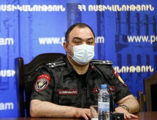 ՀՀ ոստիկանապետը հանդես է եկել ուղերձով