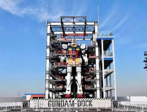 Ճապոնիայում ներկայացվել է Gundam հսկայական շարժվող ռոբոտը