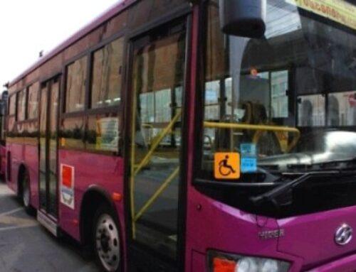 Ստեփանակերտ անվճար ուղեւորվող ավտոբուսները դեկտեմբերի 1-ից կվերսկսեն իրենց աշխատանքը